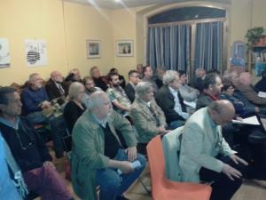 foto della riunione costitutiva dell'Ars a Torino