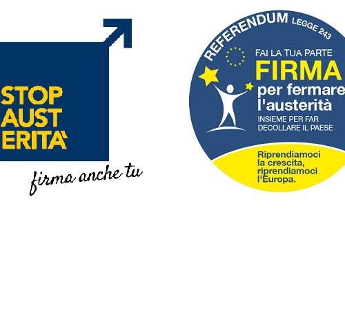 Stop austerità, referendum contro il Fiscal Compact