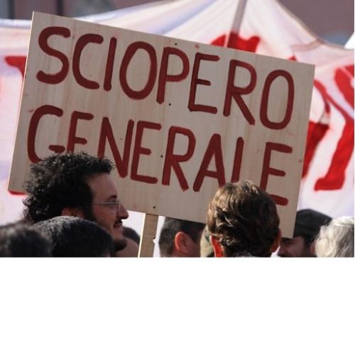 L'Ars condivide e sostiene le ragioni che hanno portato la Cgil e la Uil a proclamare per il 12 dicembre lo sciopero generale.