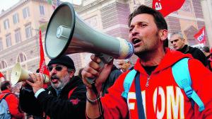 28 Marzo a Roma con la FIOM al fianco dei lavoratori