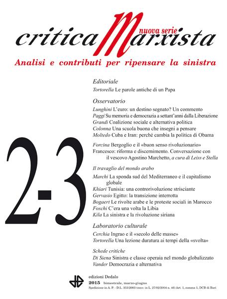 critica marxista n.5 2014