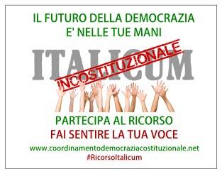 italicum ricorso