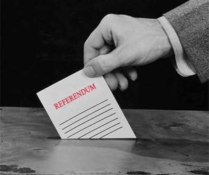 I referendum sono l'ultima possibilità