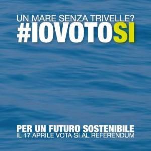 Sosteniamo il referendum No Triv