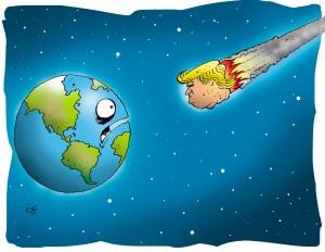 Le due guerre di Donald Trump