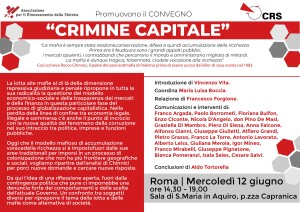 CRIMINE CAPITALE