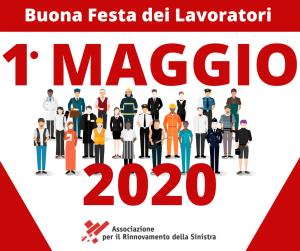 1 Maggio 2020