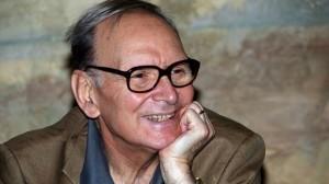 Con Ennio Morricone (1928-2020)